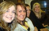 Kelly, Ashley, Kristine, Jen.