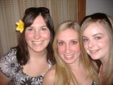 Kelsey, Jen and Kelly