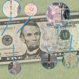 The new bills use technology to prevent counterfeiting.