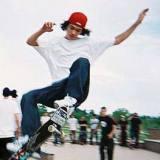 Skate early and skate often.