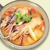 Image compliments of http://www.thaicuisineonline.com/tomyumkung.html