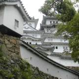 Himeji Castle is near Osaka