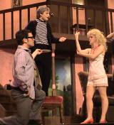 I'm behind the camera for Edgewood High School's production of 'Noises Off.'