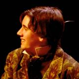 Aaron as Laurie in 'Little Women.'