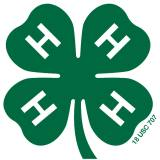 The 4-H name and emblem is protected under 18 U.S.C. 707 and the use of the 4-H name and emblem is not meant to imply endorsement of any product or service.