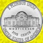 The 2006 nickel back: Monticello.