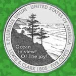 The 2005 nickel back: Ocean View.