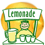 Ahhh, lemonade!