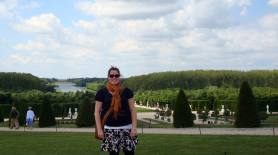 One of my favorite spots, Palace of Versailles in France.